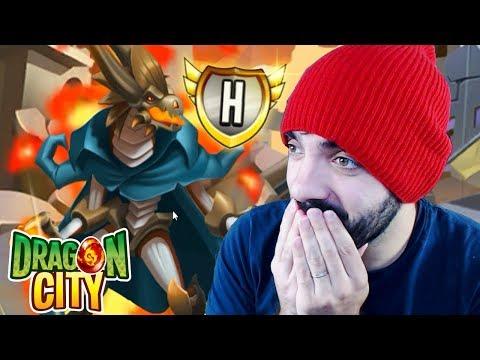 EL NOBLE DRAGÓN MALICIOSO (Heroico) ⭐️ Dragon City   iTownGamePlay