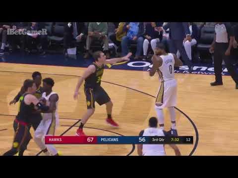New Orleans Pelicans vs Atlanta Hawks | Full Game Highlights | November 13, 2017