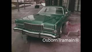 "1974 Mercury Commercial ""Day of the Cat"" October 1st 1973 Alternative Version"