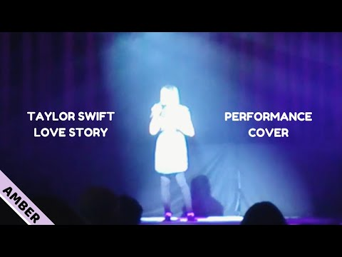 Taylor Swift - Love Story (Performance by Amber Benjamin)