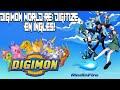 DESCARGAR DIGIMON WORLD RE: DIGITIZE EN INGLES PARA PSP!