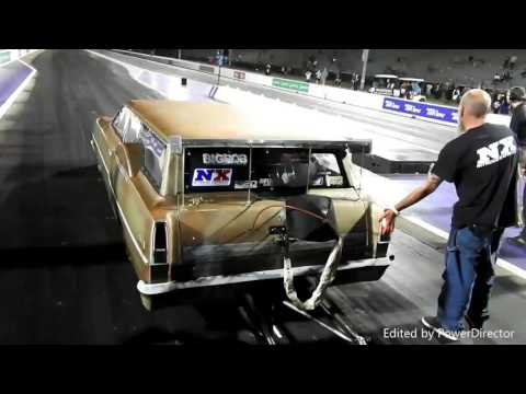 SWAMP THING Longtop v/s Kayla Morton In the FINALS @Royal Purple Raceway