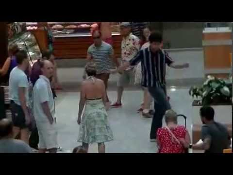 Jake's Routine Flash Mob Casuarina Square