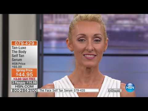 HSN | Tan-Luxe Beauty / Dr. Nassif Skincare 03.17.2017 - 12 PM