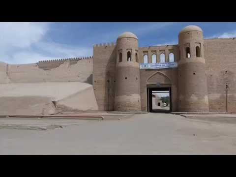 Exploring Uzbekistan Moving Memories