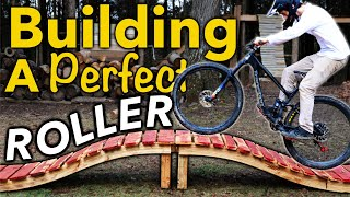 Can YOU really BEND WOOD? How to Build Bike Rollers for PUMP TRACKS!