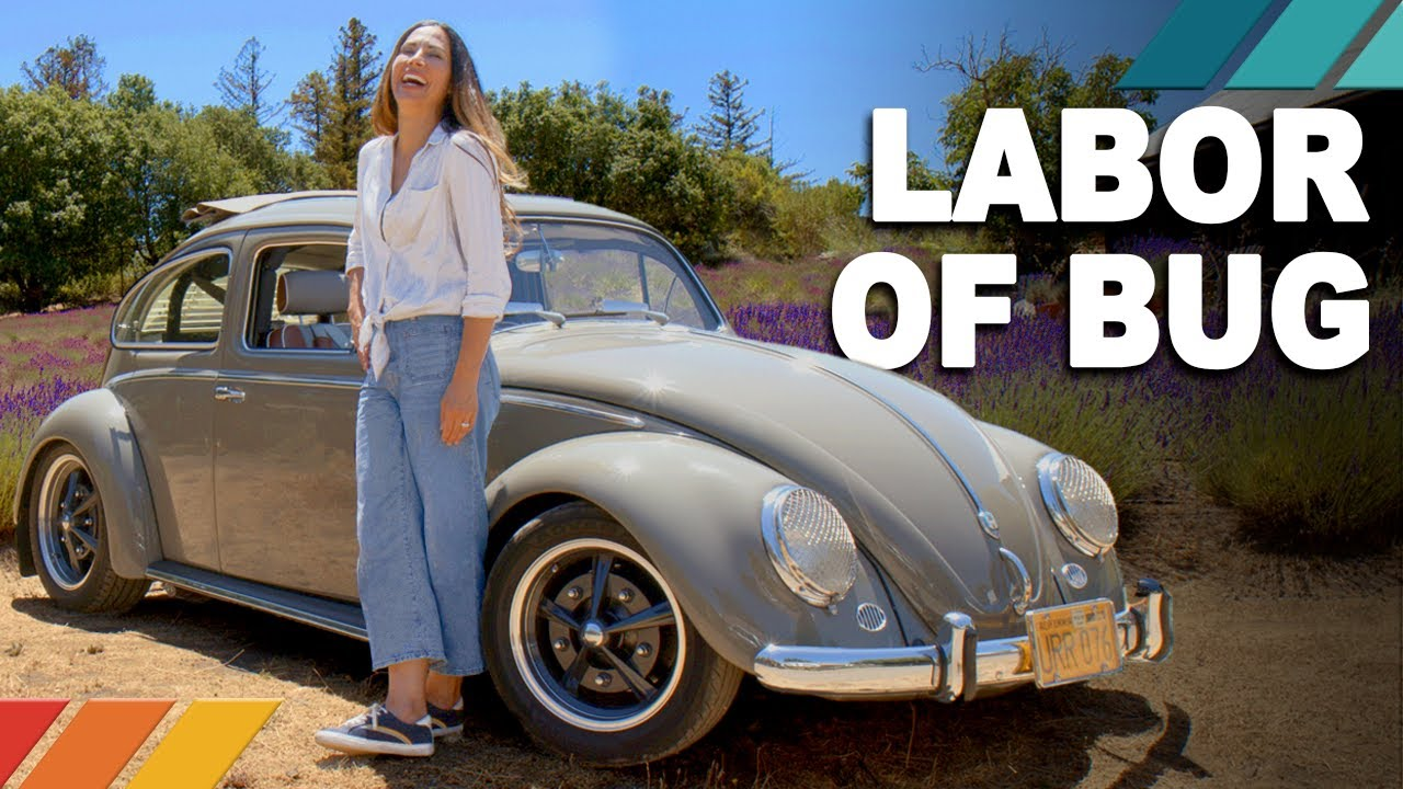 Download LABOR OF BUG: Twin-Turbo '59 VW Euro Beetle 27 Years in the Making   Nicole Johnson's Detour EP10