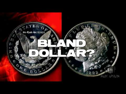 Spare Change Ep02 : The Morgan Dollar - American's favorite Silver Coin!