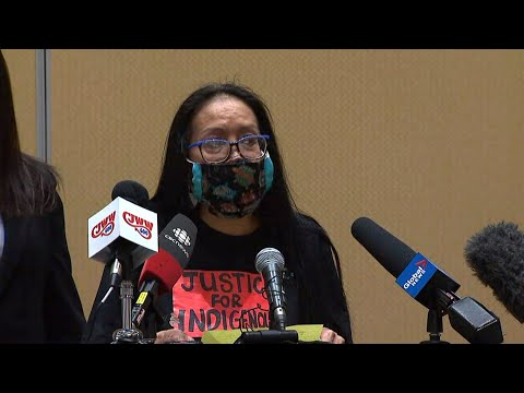 'He was a human being': Colten Boushie's mother