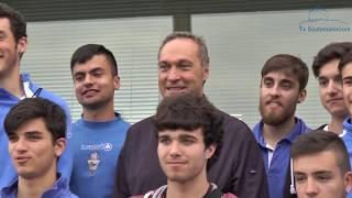 Os xuvenís do  C.D. Soutomaior xogarán na 1ª autonómica