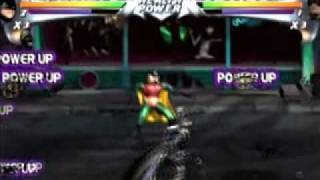 Cooperative Play ~ Batman Forever The Arcade Game ~ Stage 1