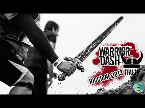 Warrior Dash Riccione 2013