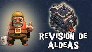 Aldeas de Ayuntamiento 9 | Revisión de Aldeas | Clash of Clans