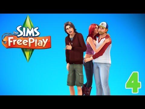Wedding Day! Sims Freeplay Ep.4