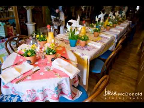 Outdoor baby shower decor ideas youtube for Baby shower decoration ideas for outdoors