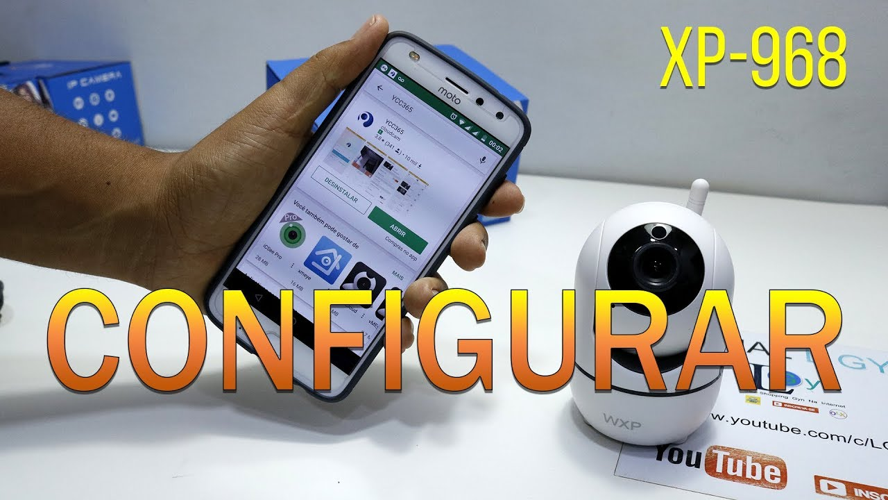 SETUP IP CAMERA XP968 AS STEP BY STEP 3G AND WIFI NETWORK