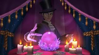 New Connemara race    Magician's fortune telling