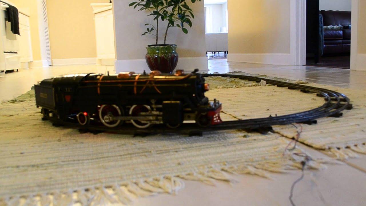 Lionel Standard Gauge #392E Steam Locomotive and a tender