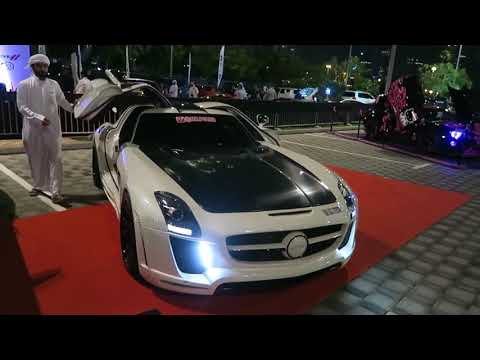 Fi Ha   Arabic Beat Vs Dubai Car show Full HD 1 arabic song remix arabic song car show in dubai