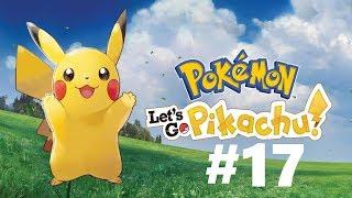 Pokemon: Let's GO Pikachu! (17) — Opuszczona posiadłość
