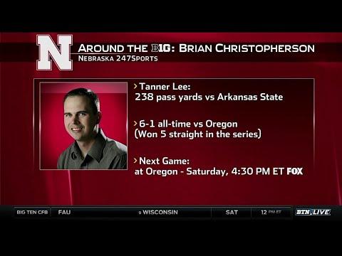 Brian Christopherson Talks Nebraska Football