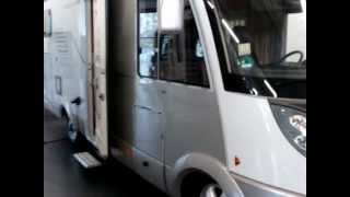 hymer b 614 exclusive line 2009