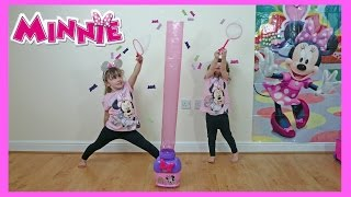 Disney Minnie Mouse videos Minnie Mouse Bow Crazy Game Awesome Disney Toy | The Disney Toy Collector