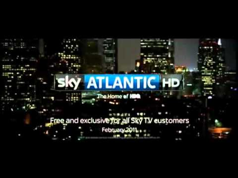Sky Atlantic HD UK - Launch Advert February 2011