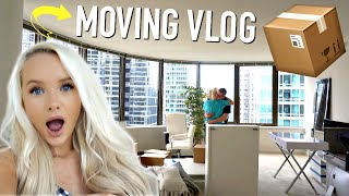 Moving into New CHICAGO Apartment!