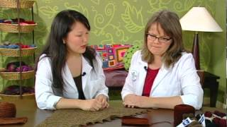Locally Spun Yarns, from Knitting Daily TV Episode 903, Yarn Spotlight