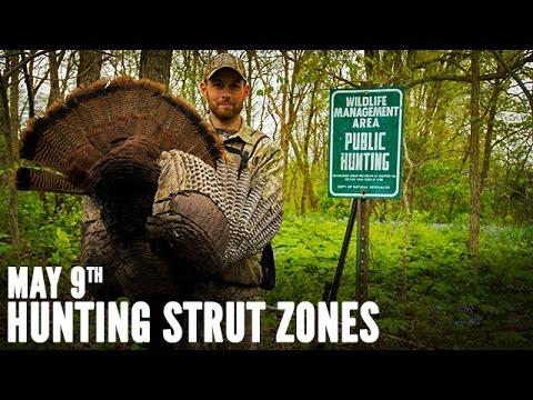 Cabela's Spring Thunder | Iowa Public Land Turkey Hunts