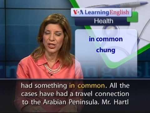 Anh ngữ đặc biệt: Coronavirus (VOA)