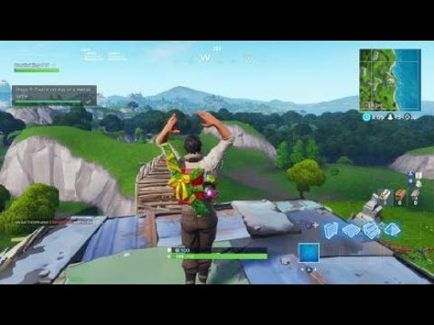 Stage 2 Dance On Top Of A Metal Turtle Location Guide Fortnite