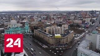Курский курс. Специальный репортаж Антона Борисова - Россия 24