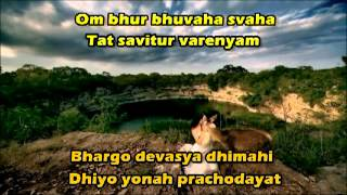 Download lagu Gayatri Mantra by Deva Premal with words to sing along and english translation