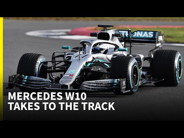 Mercedes isn't playing any games: New F1 W10 technical analysis