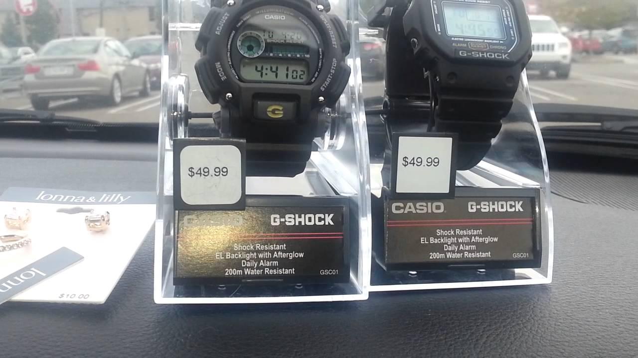 7bc3b29b0a5b RUNNNNNNNNN!! Target free Casio G-Shock watch!! - YouTube