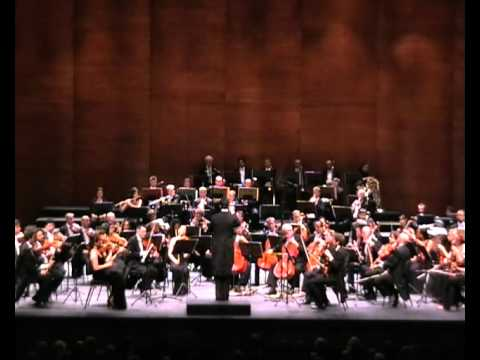 Aldo Ceccato dirige Ciaikovskij - Sinfonia N. 4 - Primo movimento