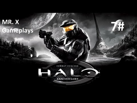 (Xbox One) Halo MCC - Halo CEA - Part 7 : The Library