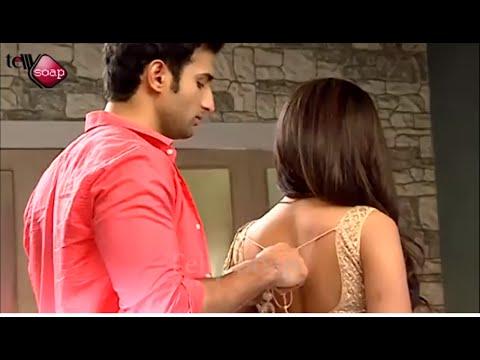 Tashan-e-Ishq: Kunj And Twinkle's Hot Romantic Scene