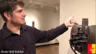 Artist David Marquez visits Pitt State!