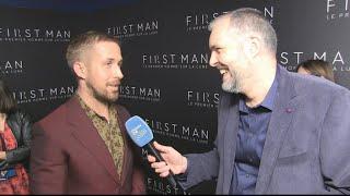"""First Man"", Ryan Gosling dans les pas de Neil Armstrong"