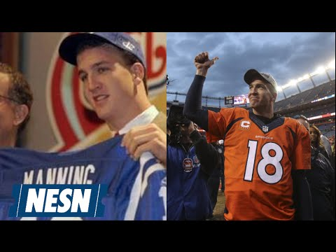 Life, Sports Have Changed Since Peyton Manning Was Drafted