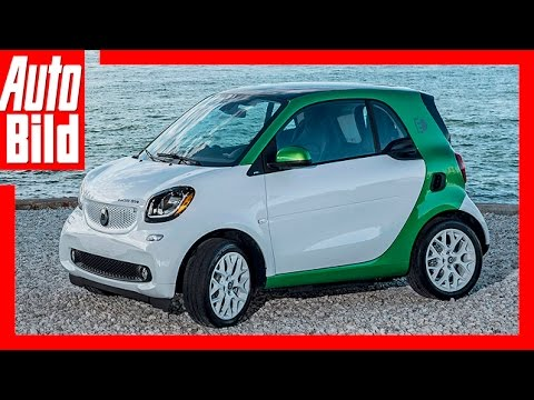 Neuvorstellung: Smart electric drive / 2017 / Smart unterwegs im E-Auto / Review / Test