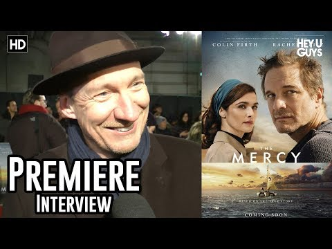 David Thewlis  The Mercy Premiere