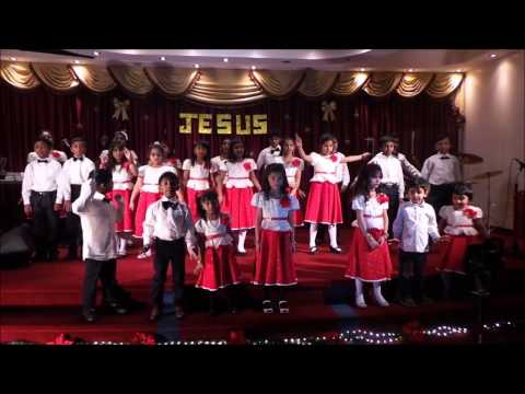Christmas Program Action Song  2016