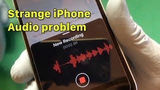 Strange iPhone Audio Lag- Solved
