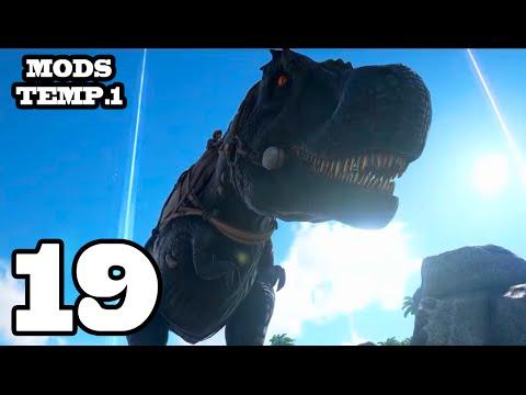 LLEGÓ EL REY!! ARK: Survival Evolved #19 Con Mods