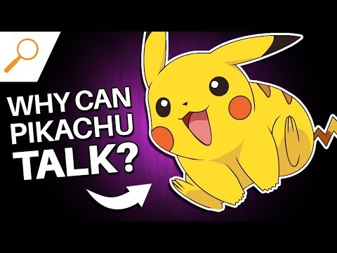Why Can Pikachu TALK? (Pokemon the Movie: I Choose You! - Theory) | SwankyBox