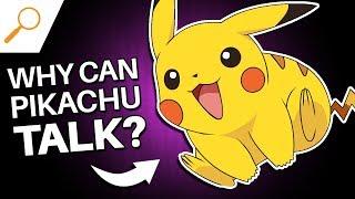 Why Can Pikachu TALK? (Pokemon the Movie: I Choose You! - Theory) | SwankyBox
